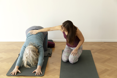 yoga-therapie-puppy-pose